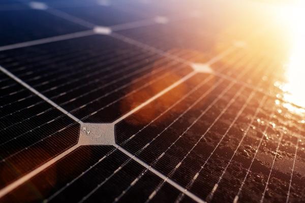 wet monocrystalline solar plates