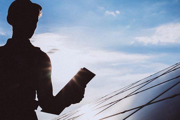 Solar energy development sectors
